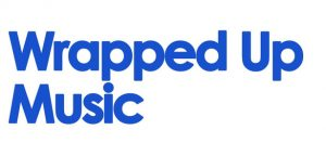 wrapped up music logo