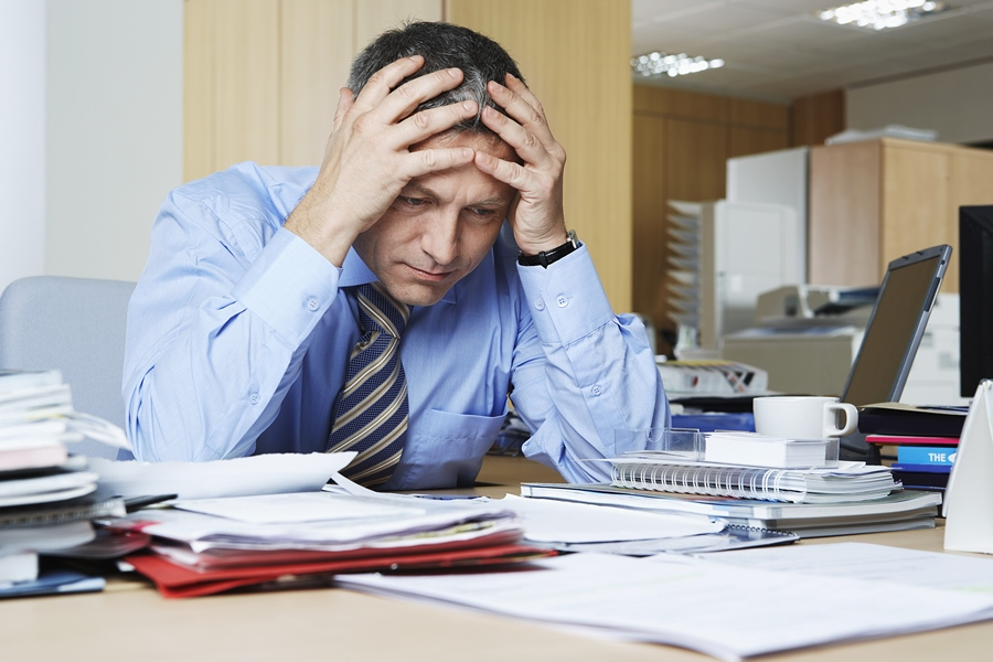 Workplace Stress and how to tackle it