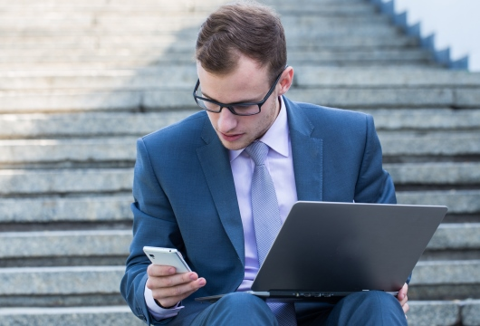 Mobile working and the effects on posture