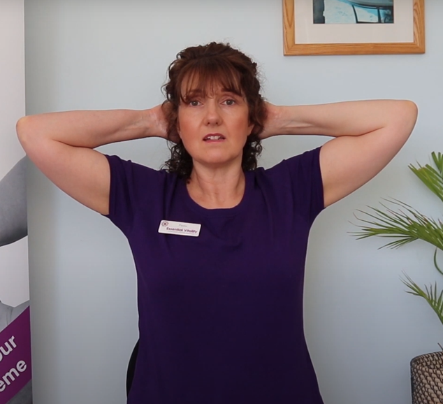 Essential Vitality Virtual Services - Guided Stretch Routine